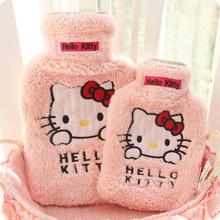 Hello Kitty горячей воды мешок воды заполнения осень и зима супер симпатичные мода рука теплая грелка вывезенных япония