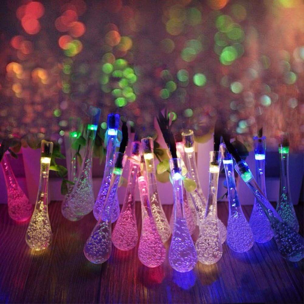 Fairy Lights Outdoor Weddings : Lights LED Fairy Light for Wedding Christmas Party Festival Outdoor