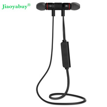 Jiaoyabuy M9 Bluetooth Headphones Wireless In-Ear Noise Reduction earphone with Microphone Sweatproof Stereo Bluetooth Headset(China (Mainland))