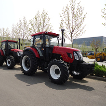 130HP Farm Tractor Large 4 Wheel Tractor 4*4 Drive Agricultural Equipment(China (Mainland))