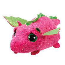 TY Gorro Boo pequenina tys Plush-Gelado o Selo 9 cm Vaias Ty Gorro Olhos Grandes Boneca de Brinquedo de Pelúcia panda roxo Do Bebê Caçoa o Presente Brinquedos Mini(China)