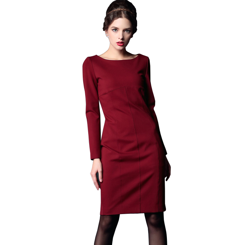 Red Winter Dresses - RP Dress
