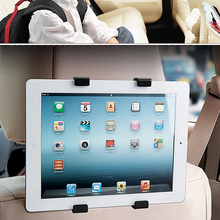 2015 New Car Mount PAD Holder Bracket iPad Stand Support Portable Stents For iPad 3 4 Air P1000 Xiaomi MP4 MP5(China (Mainland))