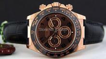 Sapphire 40 MM inoxidable Men 's 40 MM R0LEs reloj para hombre Men ' s reloj 40 MM reloj 122