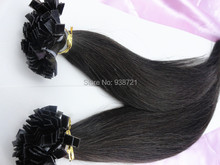 best seller #2 flat tip hair extension high quality Virgin Indian hair 18-28inches available