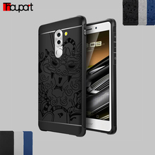 Buy Huawei Honor 6X Case 5.5inch Shockproof Soft Silicone 3D Dragon Rubber Armor High Phone Bags Heavry Duty for $4.01 in AliExpress store