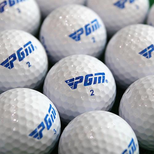 new2Pcs Golf Balls Beginners Practice Driving Range Training Double Layer Ball Rubber 6Q47(China (Mainland))