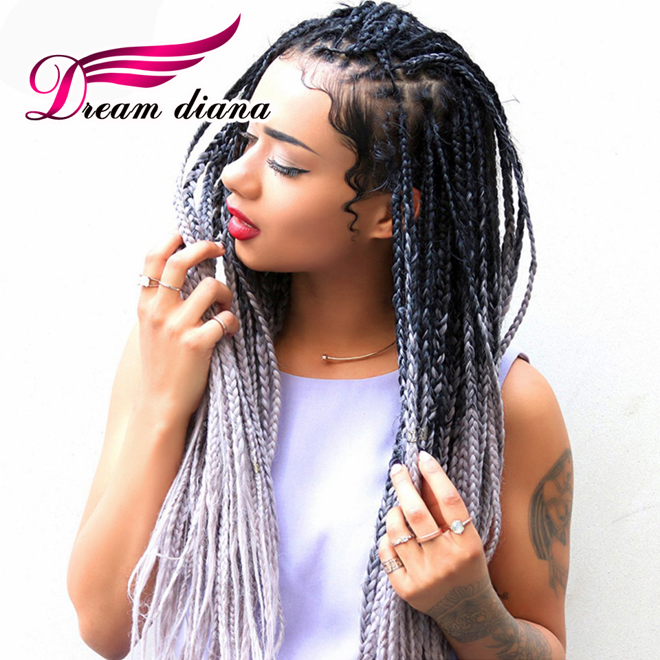 Online Buy Wholesale Kanekalon Braids Hairstyles From
