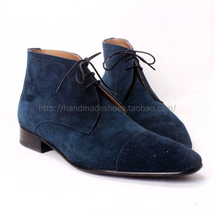 2016   Fashion leather boots men dress shoes zip platform low heel plain men shoes<br><br>Aliexpress