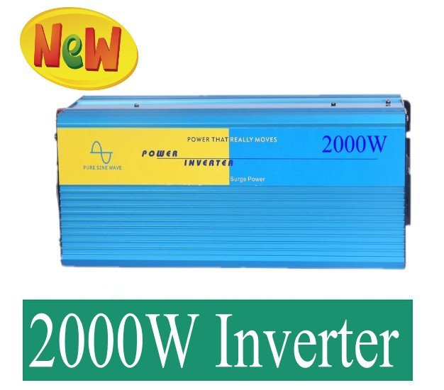 Onduleur a onde sinusoidale 2000W china pure sine wave inverter, china solar inverter, 48vdc to 230vac china inverter<br><br>Aliexpress