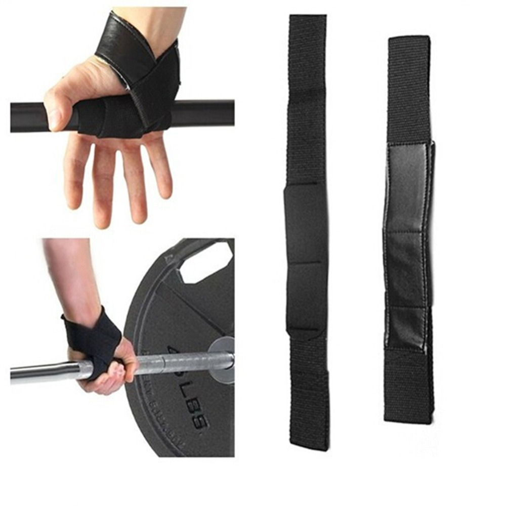 padded lifting straps how to use