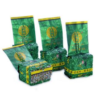 500g Chinese Anxi Tieguanyin Tea The China Green Tie Guan Yin Tea Naturally Organic Health Care Food Oolong Tea 4 Bags Wholesale(China (Mainland))