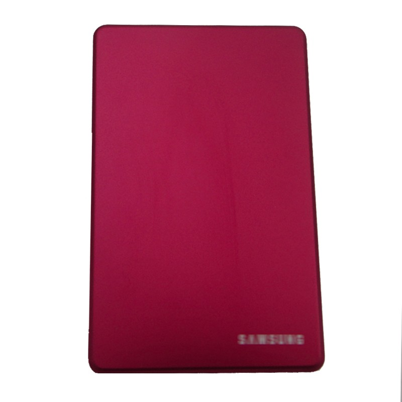 """Free shipping portable 2.5"""" black and red metal 40GB External hard drive disk 40GB 3 year warranty Russia(China (Mainland))"""