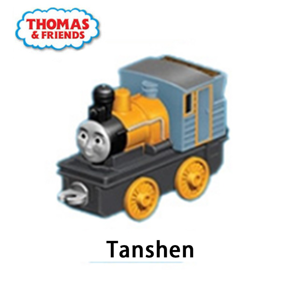 Diecast Metal Thomas and Friends train the BHR64-Tanshen engine trackmaster toys for children kids Brand toy(China (Mainland))