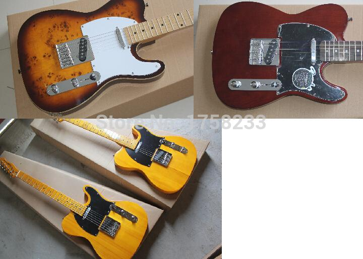 2019 Free shipping High Quality electric Guitar telecaster Electric guitar in stock(China (Mainland))