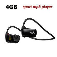 For Sony W273 Sport MP3 Player Headset 4GB Walkman Running Earphone MP3 Music Player Headphone(China (Mainland))