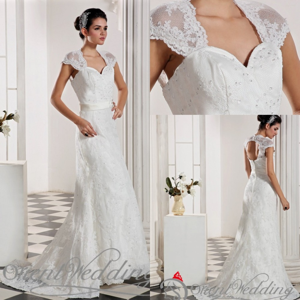 Sexy elegant vintage custom made plus size country style for Country western wedding dresses