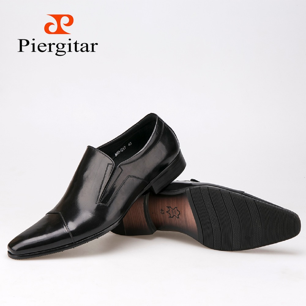 Comfortable Men Dress Loafer Shoes Genuine Leather Size 6-12<br><br>Aliexpress