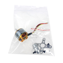 Buy F02048 2212 A2212 2200KV Brushless Outrunner Motor Mount 6T RC Aircraft Plane Multi-copter Quadcopter Drone +FS for $4.00 in AliExpress store