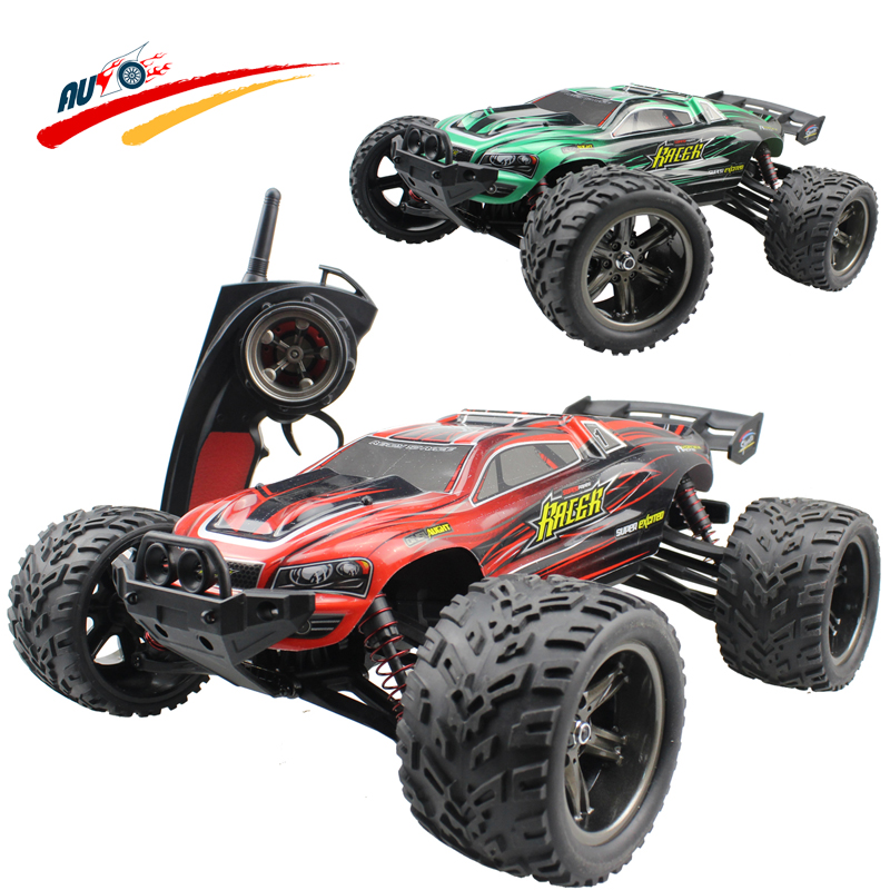 RC Car Buggy 1:12 2.4G High Speed Full Proportion Monster Truck Off road Pickup Car Big Foot Vehicle Toy(China (Mainland))
