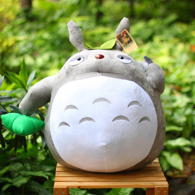 Totoro ultralarge totoro 27 walloping plush toy doll birthday gift