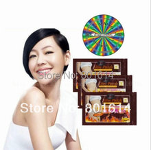 $0.06/pcs Lowest Free Shipping Third Generation 100pcs Slimming Navel Stick Slimming Slim Patch Weight Loss Burning Fat Patch