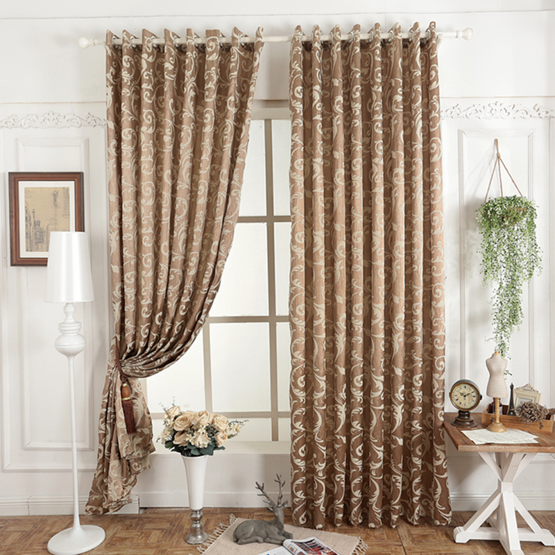Curtains for bay windows picture more detailed picture - Modern fabrics for curtains ...