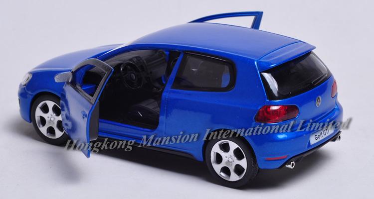 136 Car Model For Volkswagen GOLF (14)