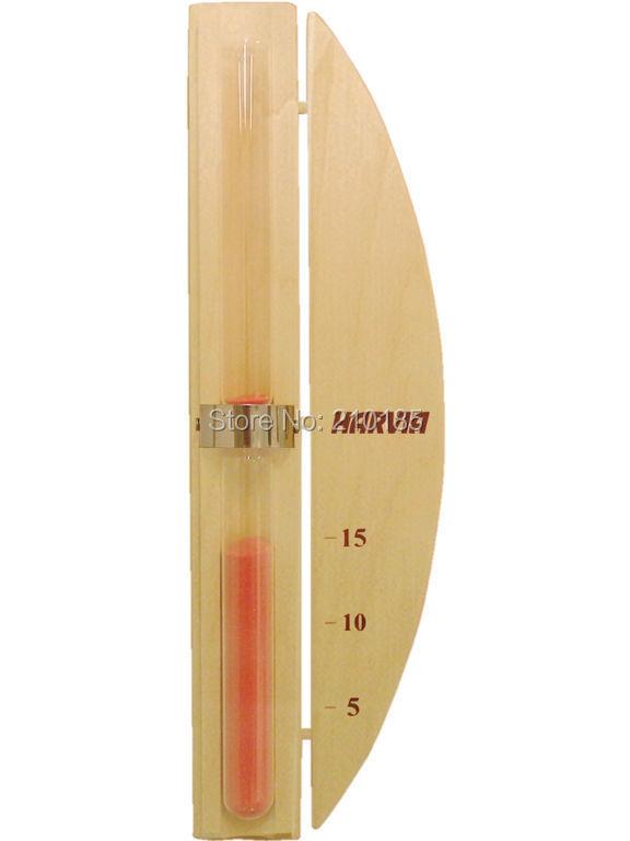 Гаджет  Original Harvia  Free shipping Sandglass Lux (SAC19800) sauna accessories None Строительство и Недвижимость