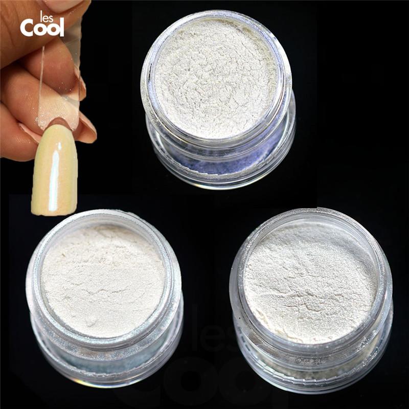 1Bottle Shiny Laser Mermaid Effect Glitter Nail Art Powder Dust Magic Glitter Nail Art Decoration Tips with 2pcs Brushes ND262(China (Mainland))