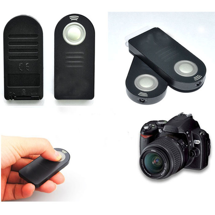New Wireless Remote Control For NIKON D90 D60 D5000 D80 ML-L3 D7000 D5100(China (Mainland))