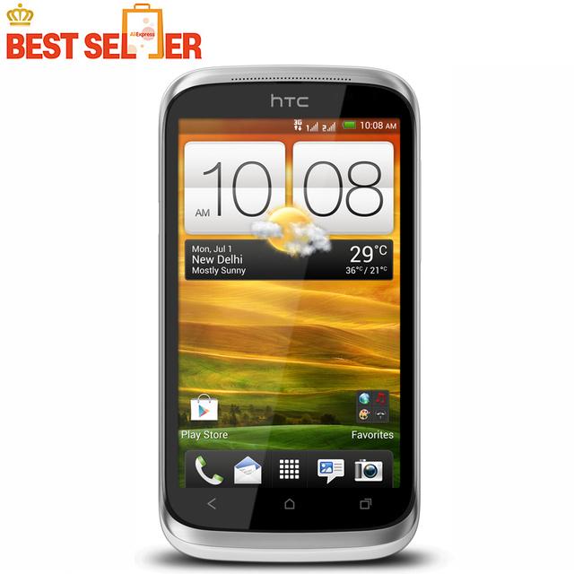 T328e Оригинальный Разблокирована HTC Desire X T328e 4.0 ''3G телефон Android WI-FI GPS 5 МП Камера Dual-core Сотовый телефон Бесплатно доставка