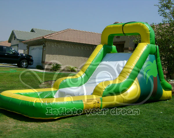 Inflatable water slide,water game inflatable with pool for kids<br><br>Aliexpress