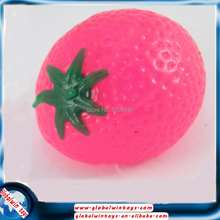 2016 neew vent toys novelty toys decompression vent water polo strawberry