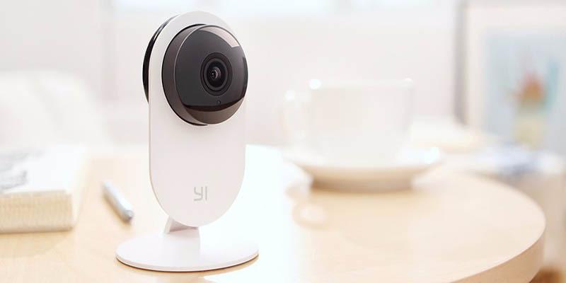 Newest 100% Original XiaoMi Yi Smart Camera Standard Edition Mi XiaoMi IP Camera Mini WiFi CCTV Ants WebCam Night Vision Edition(China (Mainland))