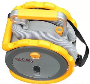 K-boxing car vacuum cleaner 12v power supply car vacuum cleaner small car mini car vacuum cleaner(China (Mainland))