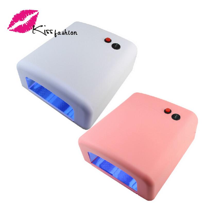 1set High Quality 9W LED Nail Gel UV Lamp 110V Plug Optional LED Gel Curing Nail Dryer LED UV light nail lamp<br><br>Aliexpress
