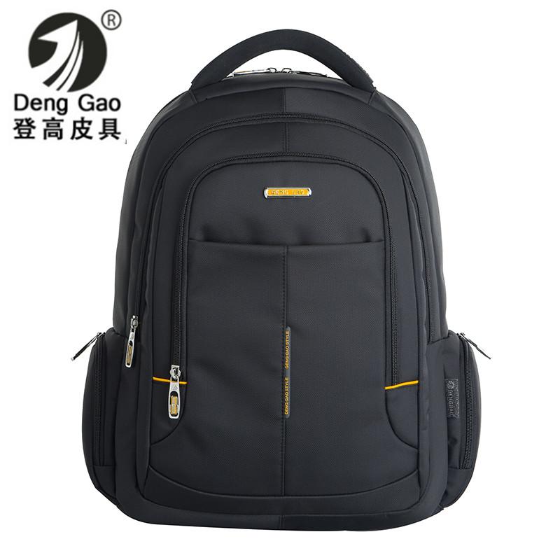 fashion men's backpacks wear-resistant waterproof travel bags hiking school big capacity laptop backpack