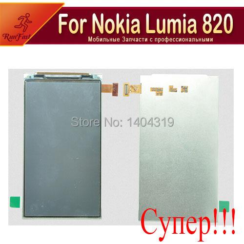 Original For Nokia Lumia 820 LCD Screen Display by Free Shipping(China (Mainland))