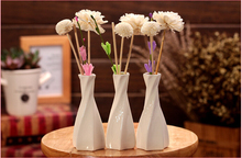 Screw vase no fire aromatherapy suit    High-grade white household environment and fresh air    ceramic vase(China (Mainland))
