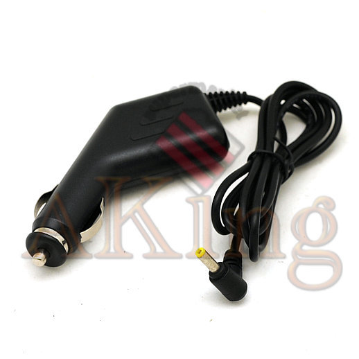 Free Postage Registered Air Parcel QC Aking 9V 4MM Diameter Connect Car Charger For EKEN M001 M002 M003 MID Tablet(China (Mainland))