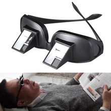 3 Size Bed Prism Spectacles Horizontal Lazy creative periscope Glasses For Reanding Watching TV Regular Gasses(China (Mainland))