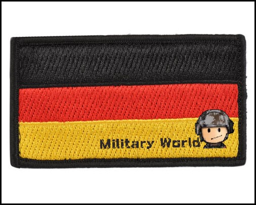 Tactical Military Multifunctional Germany Flag Embroidered Hat Cap Helmet Clothes Durable Practical Patch Badge With Velcro Back<br><br>Aliexpress