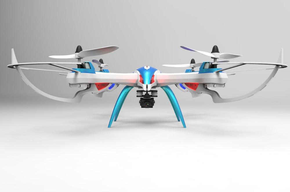 2015 Tarantula X6 2.4G 4CH IOC RC Quadcopter With 2MP/5MP HD Camera Drone<br>