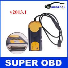 2014New version Excellent  Multi-Diag Multi Diag MultiDiag Multi Di@g v2013.1Multi-Di@g Access J2534 Pass-Thru OBD2 Device(China (Mainland))