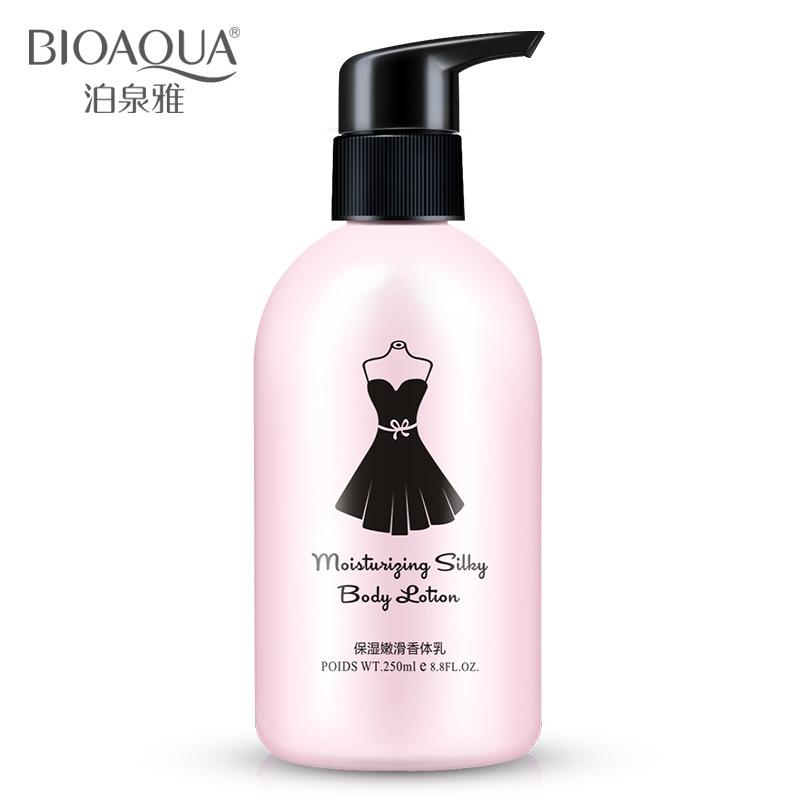 Tender fragrance body lotion hydrating oil-control go cutin skin moist(China (Mainland))