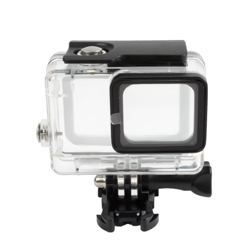 GoPro Hero 5 Accessories Kit 45M Diving Housing Case Silicon Case for Go Pro Hero 5 Black Camera