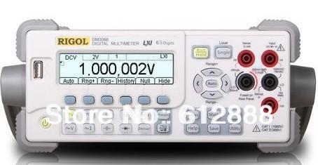 Rigol DM3068 6 1/2 Digit Digital Multimeter(China (Mainland))