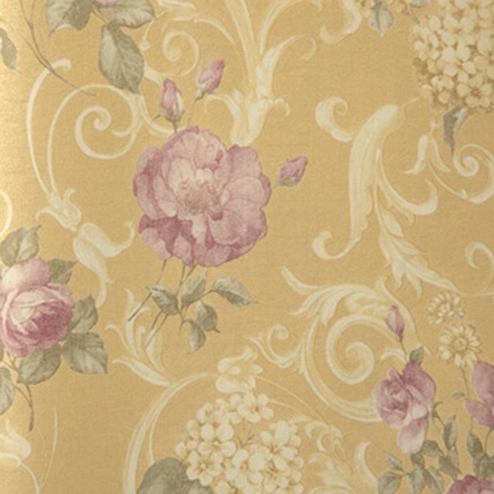 De plata de lujo damasco textura revestimientos de paredes - Papel pared vintage ...