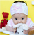 FREE SHIPPING---Hair accessories with lace bowknots girls headbands white lace baby infant  headdress headwear 1pcs/lot CP5